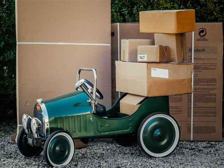 Kleintransporte und Umzug